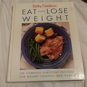 Betty Crocker eat and lose weight book